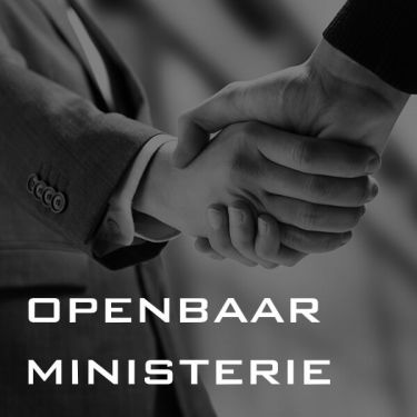Openbaar Ministerie Ressortsparket: interimmanager Legal Office